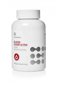 USA Medical BLOOD SUGAR ULTRA kapszula - 60 db